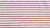 White/Red Pattern Closeup
