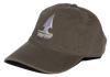 Nehoiden Relaxed Fit Golf Hat - Grey