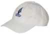 Nehoiden Relaxed Fit Golf Hat - White