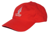 Nehoiden Relaxed Fit Golf Hat - Red