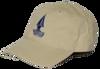 Nehoiden Relaxed Fit Golf Hat - Khaki