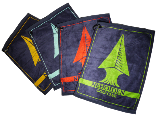 Nehoiden Golf Towels