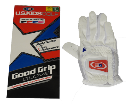 U.S. Kids Junior Good Grip Golf Glove
