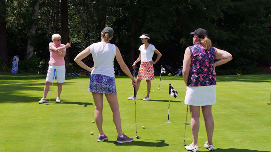 Picture of Getting in the Game SESSION IV - Fast Track Beginner Golf for Women | Saturdays: June 5, 12, 19 [SOLD OUT]