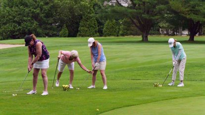 Picture of Getting in the Game SESSION XI; Fast Track Beginner Golf for Women; Oct  1, 8, 15; 10a-12p