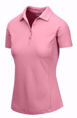 Picture of Greg Norman Women's Short Sleeve Protek Micro Pique Polo